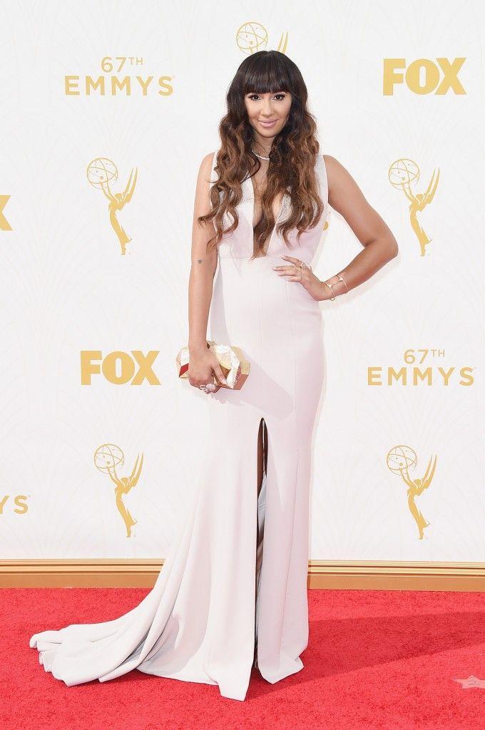 Jackie Cruz-Emmys 2015-Effy Jewelry