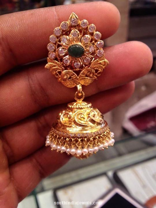 40+Grams+Gold+Jhumki