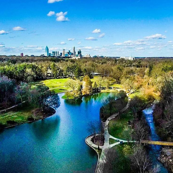 Freedom Park in Charlotte, photo eatworkplayclt