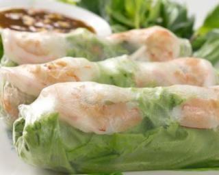 Rouleaux de printemps légumes et ricotta spécial Lunchbox