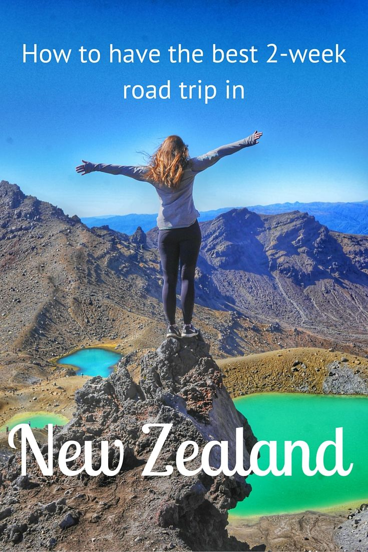 Everything you need for an epic New Zealand road trip thesweetwanderlust.com