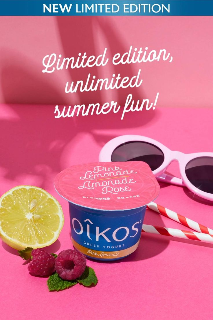 Limited edition, unlimited summer fun 😎 [Video] Pink