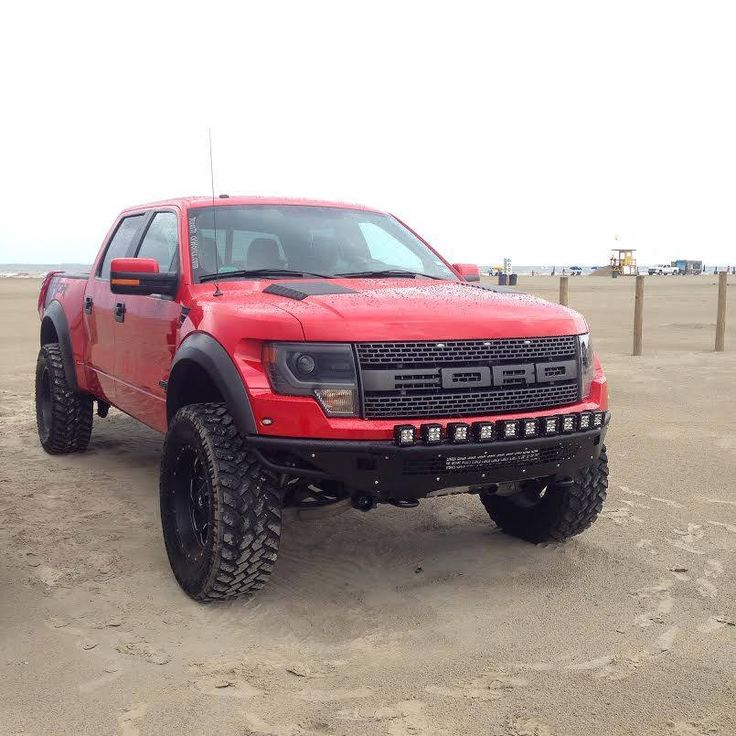 Ford Raptor Front & Rear Bumpers