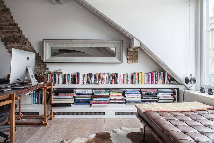 Bohemian modern loft in London | Caroline Cobbold Design Follow Gravity Home: Blog - Instagram - Pinterest - Bloglovin - Facebook