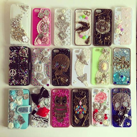 Decorate Phone Cover Decoration For Home