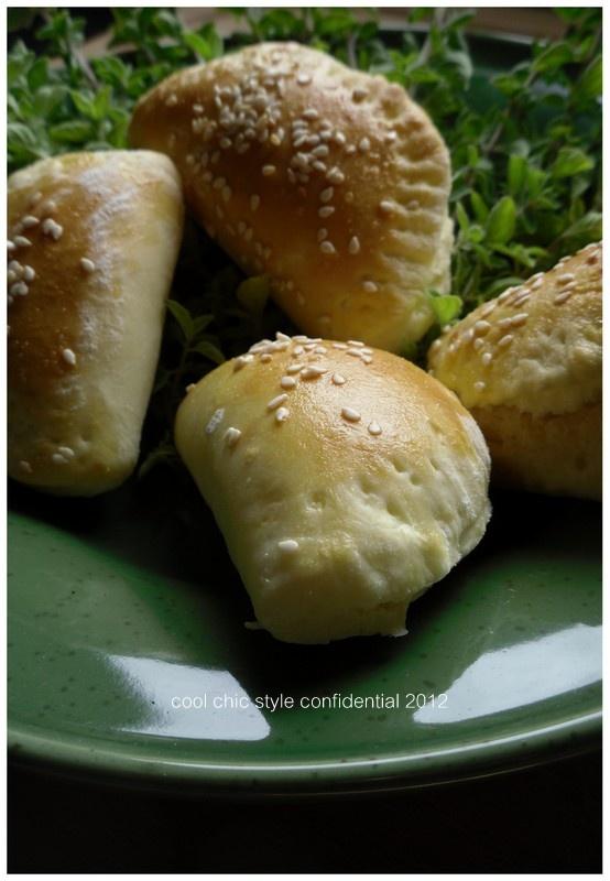 Saccottini di pan brioche