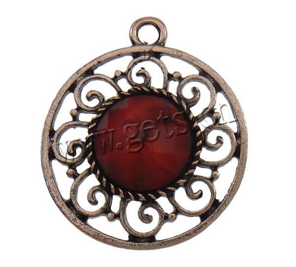Resin Zinc Alloy Pendants, jewelry making  http://www.gets.cn/product/Resin-Zinc-Alloy-Pendants_p767096.html