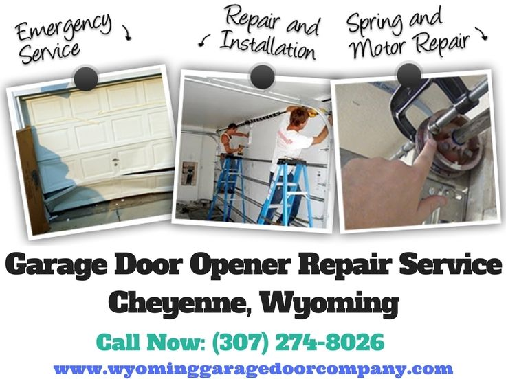 Delightful Garage Door Opener Repair Service Cheyenne, Wyoming