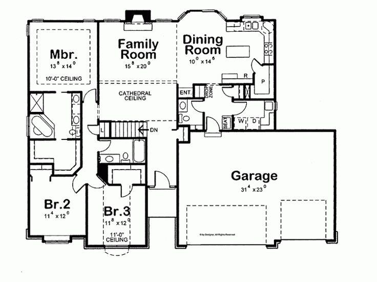 15 best Utah floor plans images on Pinterest