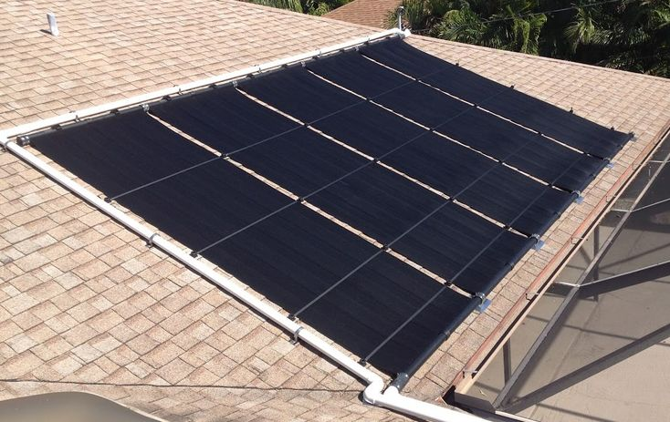 We are frequently asked questions about how solar pool heating panels hold up against wind and hurricanes. Learn more about hurricane strapping here.