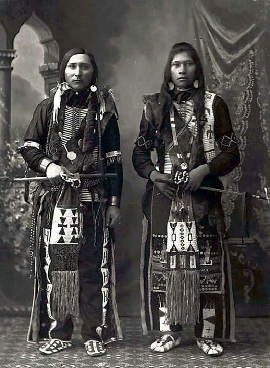 Bannock and Shoshone Nations