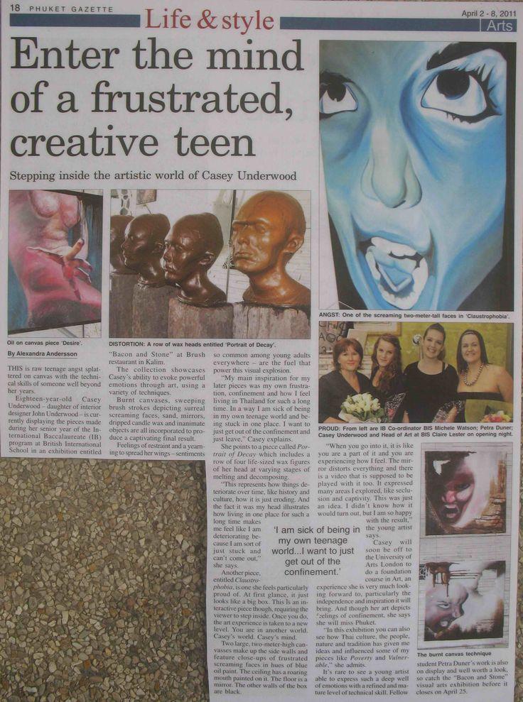 Best Bisp Art Newspaper Articles Images On