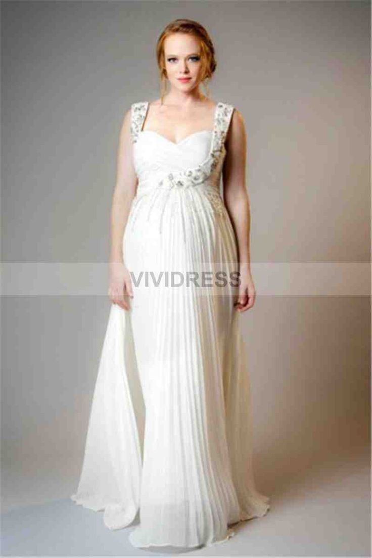 1000 ideas about maternity wedding dresses on pinterest for Cheap wedding dresses for pregnant women