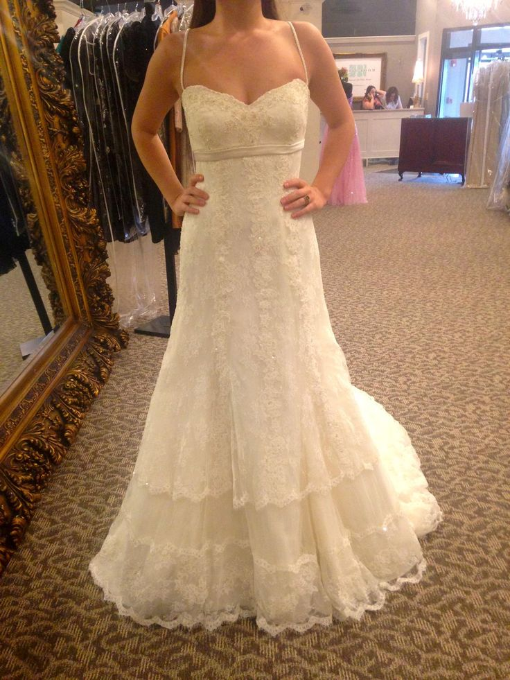 Bellissima Bridal Haylee, $400 Size: 10 | Sample Wedding Dresses