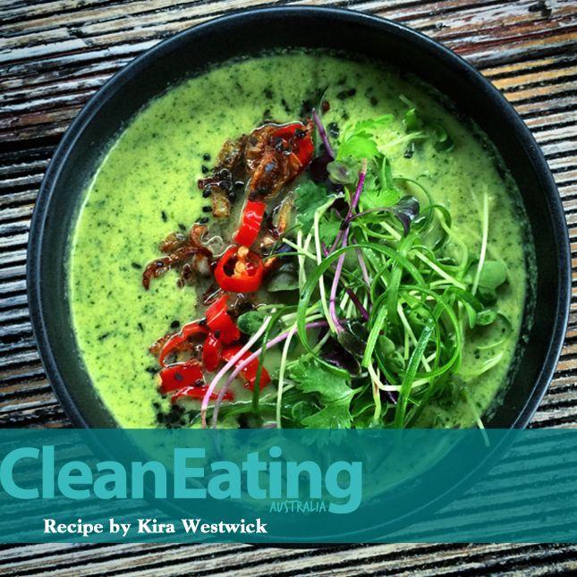 Thai Super Green Soup