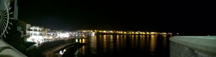 Overview of Otranto (Salento,Puglia)