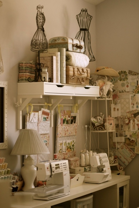 My DREAM sewing room!!
