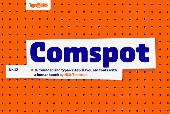 Comspot By TypeMates on YouWorkForThem.
