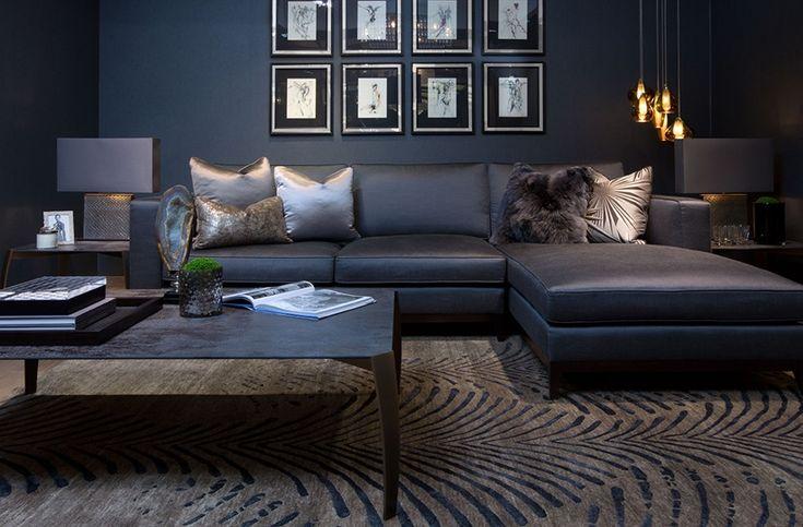 Interior Lifestyle | Luxury Home Design & Decor | Bespoke Furniture | Artwork | Living Room