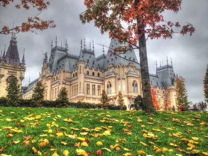Palatul Culturii - Iasi