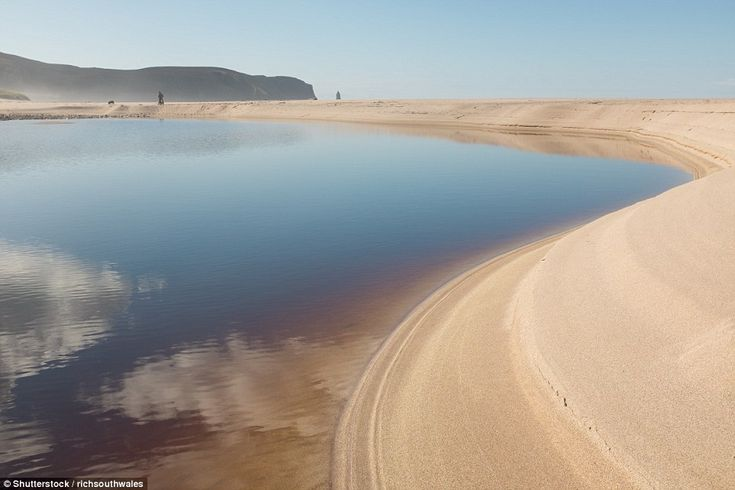 Because the water is very cold, most visitors head to Sandwood Bay simply to explore a mil...