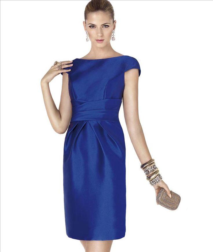 Pronovias Aby cocktail dress http://lamariee.hu/menyasszonyi-ruha-kollekciok/alkalmi-ruhak/pronovias-koktelruhak-2015