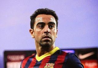 Blog Esportivo do Suíço:  Xavi oficializa saída do Barcelona, mas planeja volta como treinador