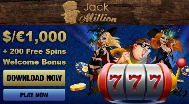 Jackmillion Casino