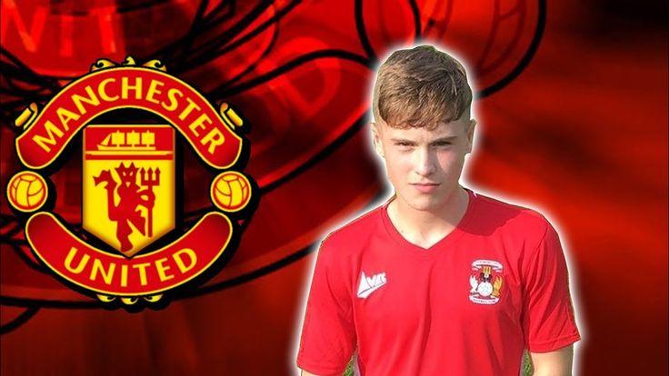 Bintang Muda Coventry City Resmi Direkrut Manchester United