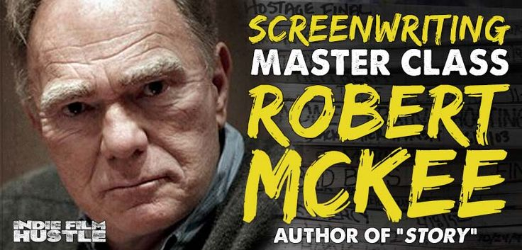 "Robert McKee is the screenwriting ""guru of gurus"". His Story Seminar has been taken by over 200 oscar winners. Take a listen to this FREE Master Class!"