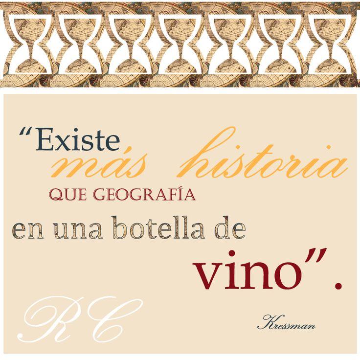 Cita de J. Kressman: Empresario y viticultor francés, productor de uno de los mejores vinos de Burdeos: 'Château Latour Martillac'.