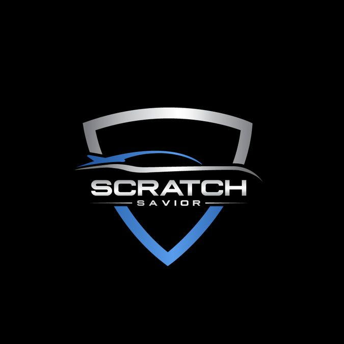 Fun Logo Design to appeal to car industry sold by all female sales team - Scratch Savior by Diin $$D
