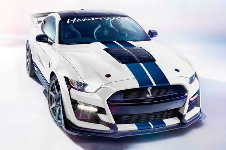 Hennessey Pushes The 2020 Ford Mustang Shelby Gt500 To 1 200 Horsepower In 2020 Ford Mustang Shelby Gt500 Ford Mustang Shelby Shelby Gt500