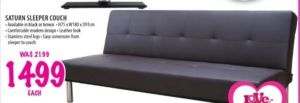 Sleeper couch - R1000