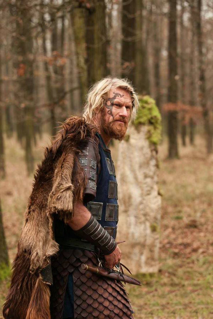 Ubba a Viking BBC Two's 'The Last Kingdom' (2015 -) premiers 22 October.  ...more pics to come...