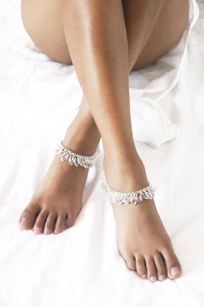 Anklets - Shop Unique, Tribal, Indian, Beaded, Silver Anklets and Gold Anklets Online – Forever Soles