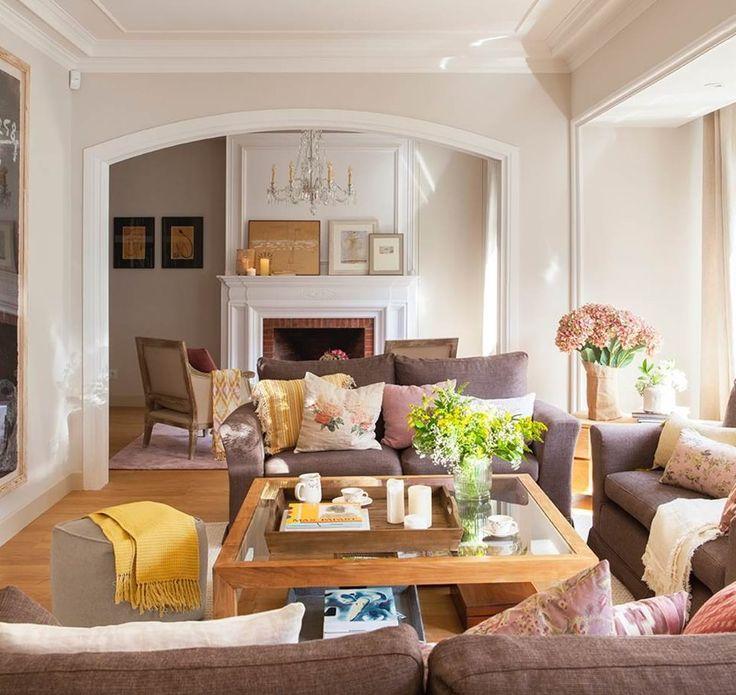 17 mejores ideas sobre chimenea del salón en pinterest ...