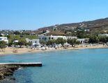 Agathopes beach, Syros
