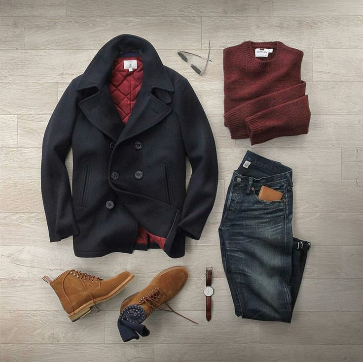 Men's Outfits You Need This Winter