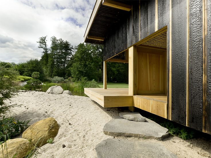 Gallery of Black Teahouse / A1Architects - 15