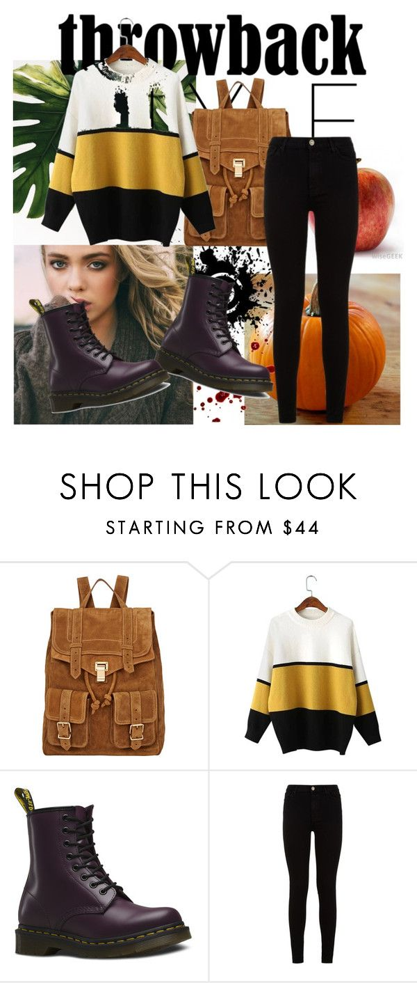 """""""http://www.polyvore.com/cgi/group.join?id=198631."""" by emina-h15 ❤ liked on Polyvore featuring Proenza Schouler, Dr. Martens and 7 For All Mankind"""