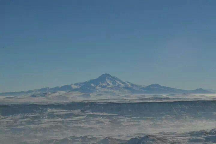 Mount Erciyes, Turkey