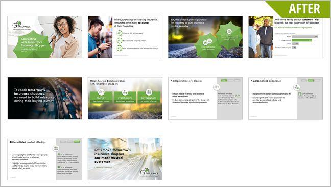 Sample Slides For Tpc S Data Storyteller Position Storytelling Data Visualization Data