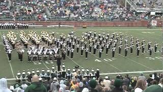 Ohio University Marching 110 - The Party Rock Anthem, via YouTube.