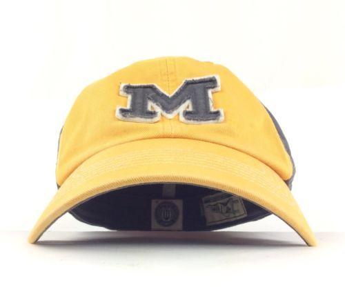 brand new cd864 8a02f NCAA-Missouri-Tigers-Mizzou-47-Twins-Brand-Baseball-Cap-Hat-Mens-Fitted-Size -XL