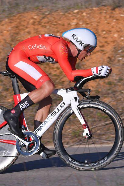 80ba7a65c 44th Volta Algarve 2018   Stage 3 Michal Kwiatkowski of Poland Red Sprint  Jersey   Lagoa Lagoa   Individual Time Trial   ITT