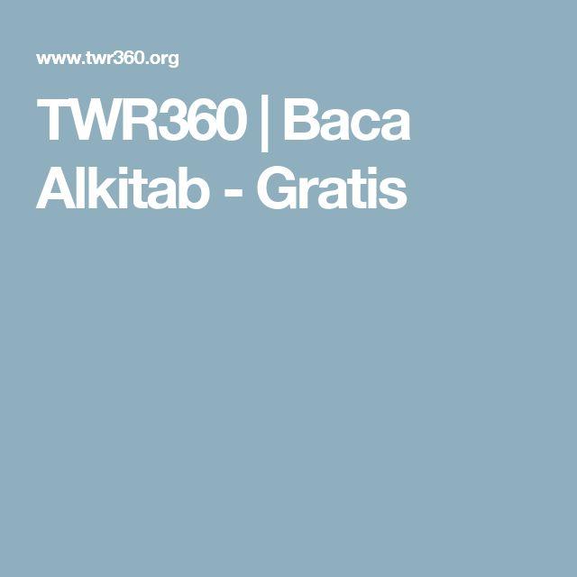 TWR360 | Baca Alkitab - Gratis