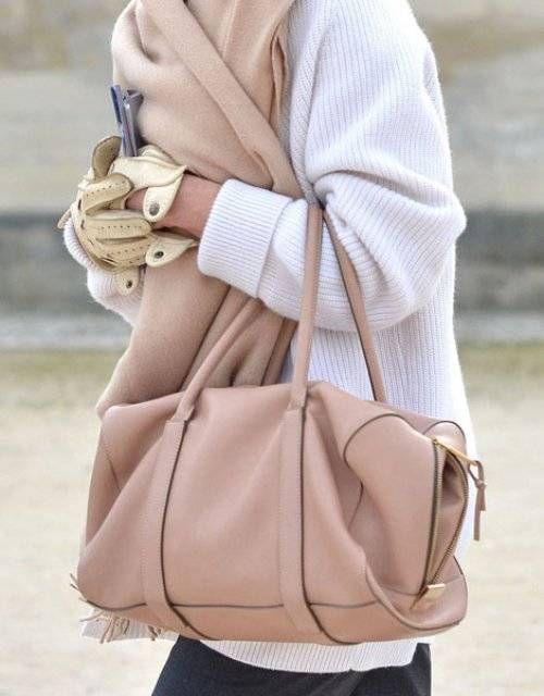 Madeleine Bag by Chloé.
