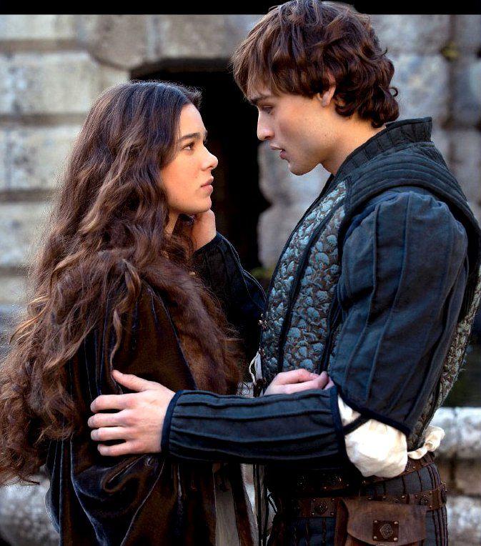 #DouglasBooth,#HaileeSteinfeld,Romeo and Juliet. #romeoandjuliet #movie #film
