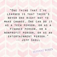 Huffington Post/ Ways to make a women success